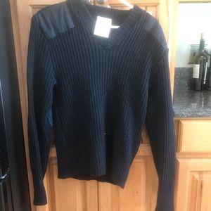 LL bean sweater